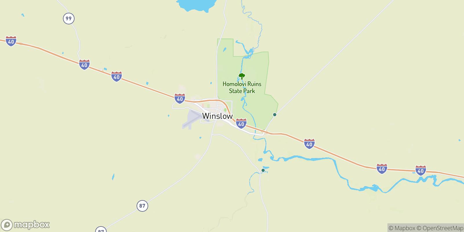 The best camping near Bushman Acres, Arizona