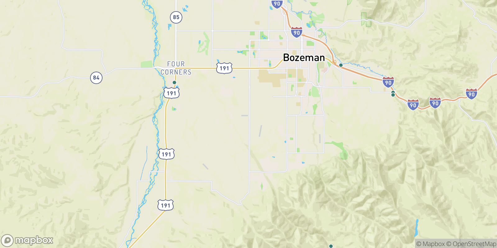 The best camping near Balmont, Montana