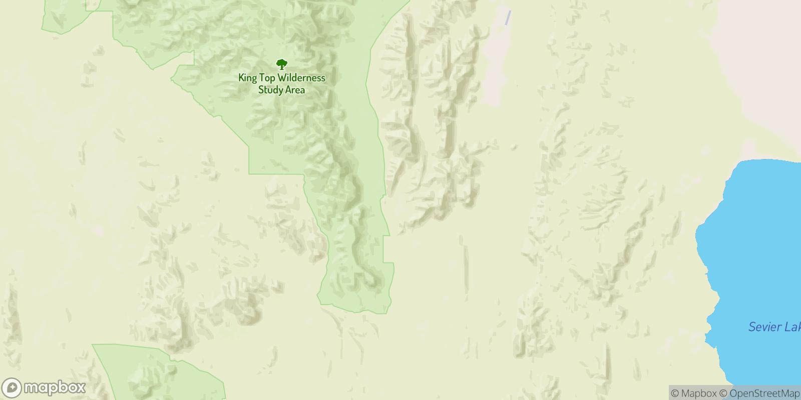 The best camping near Ibex, Utah