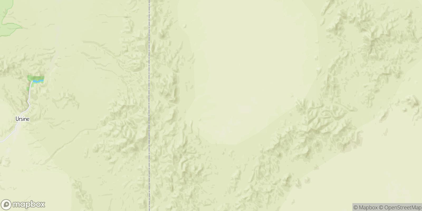 The best camping near Hamlin Valley, Utah