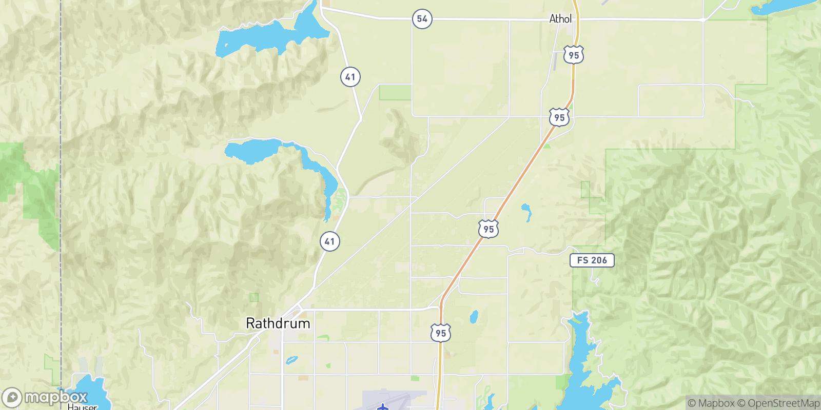 The best camping near Ramsey, Idaho