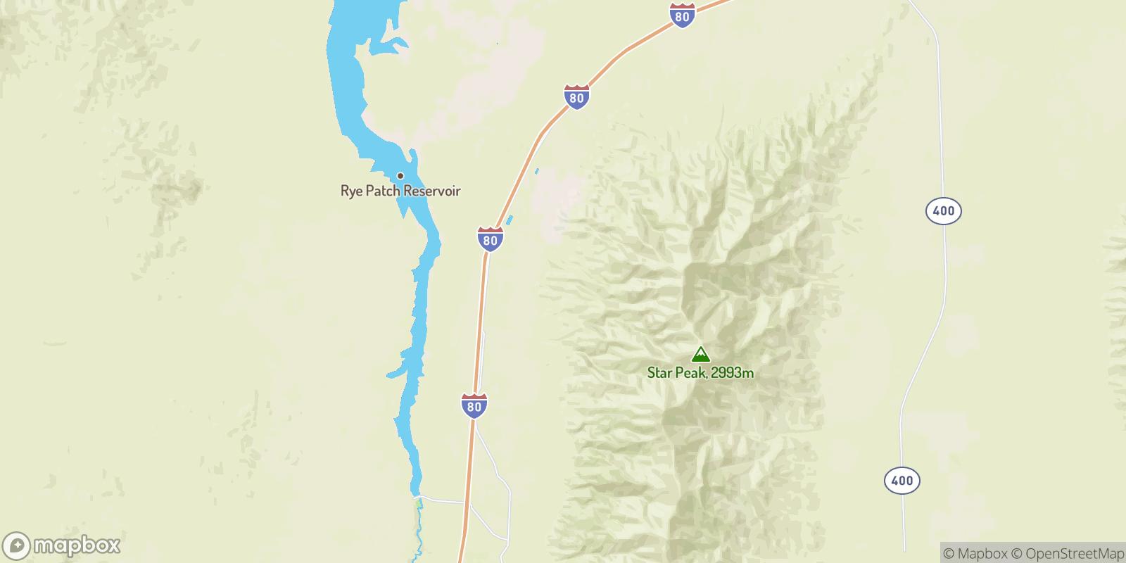 The best camping near Twain, Nevada
