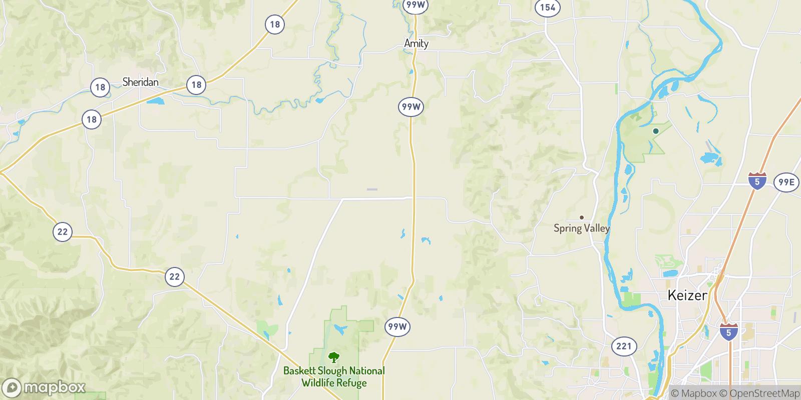The best camping near McCoy, Oregon