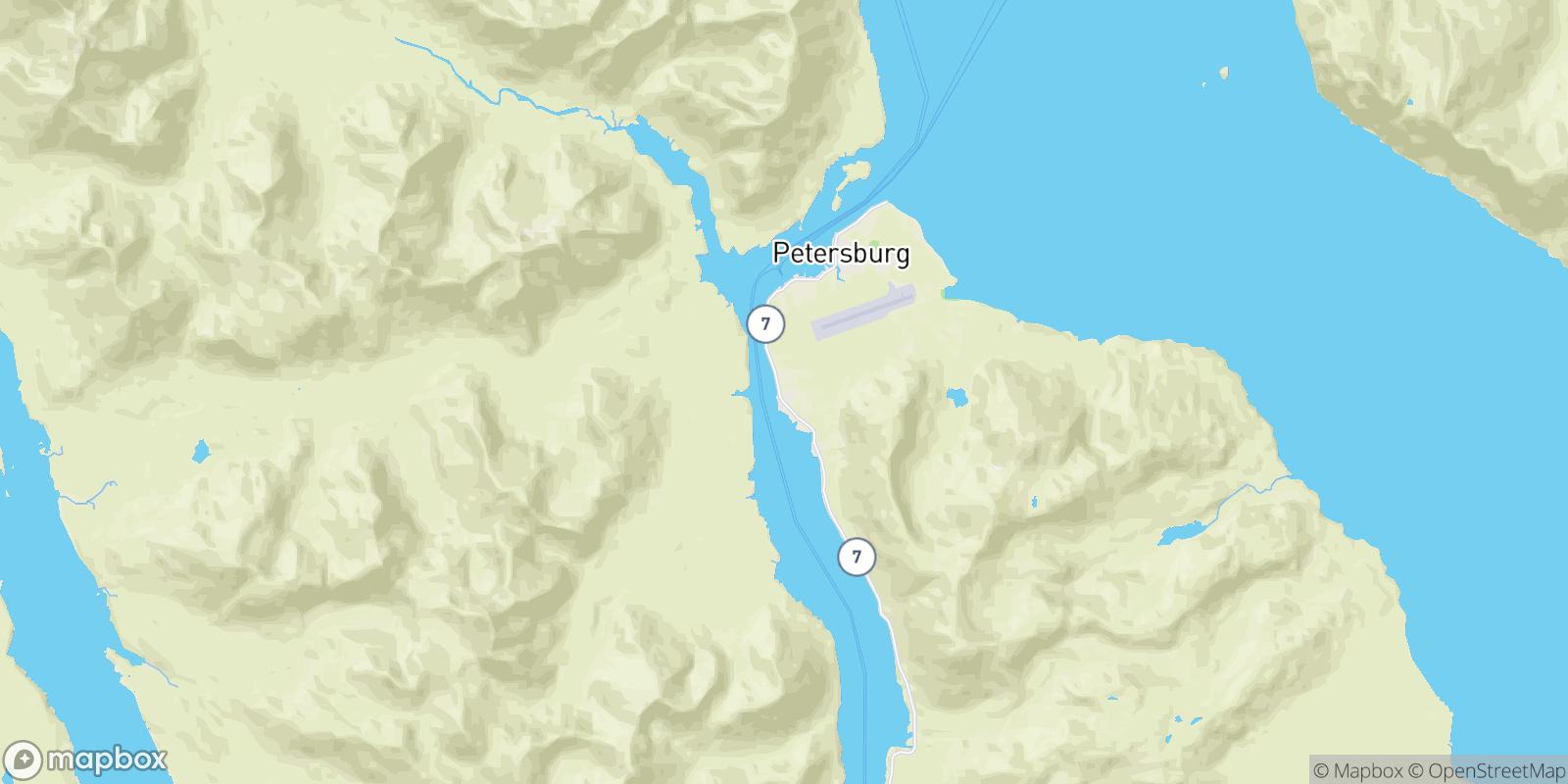 The best camping near Doyhof, Alaska