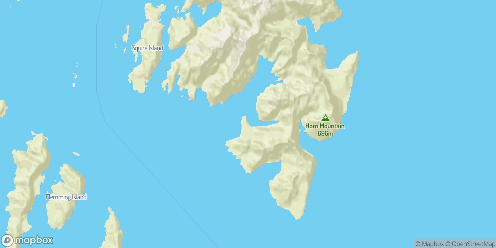 The best camping near Port Oceanic, Alaska