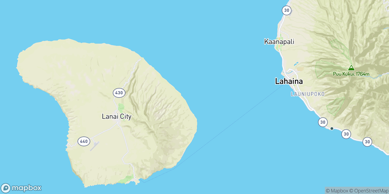 The best camping near Halepalaoa Landing, Hawaii