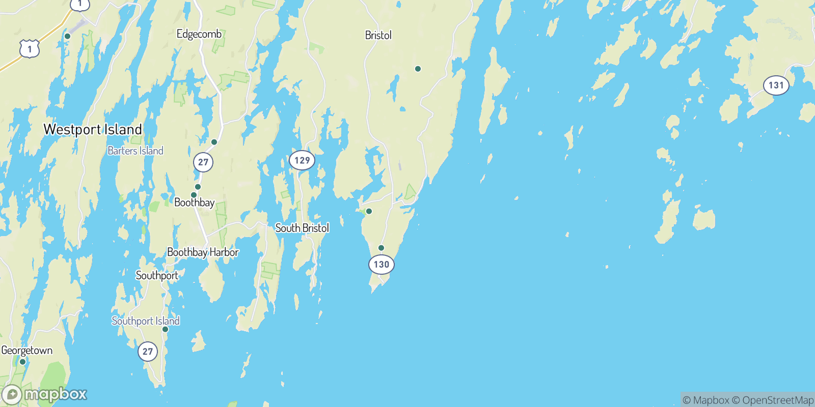 The best camping near New Harbor, Maine