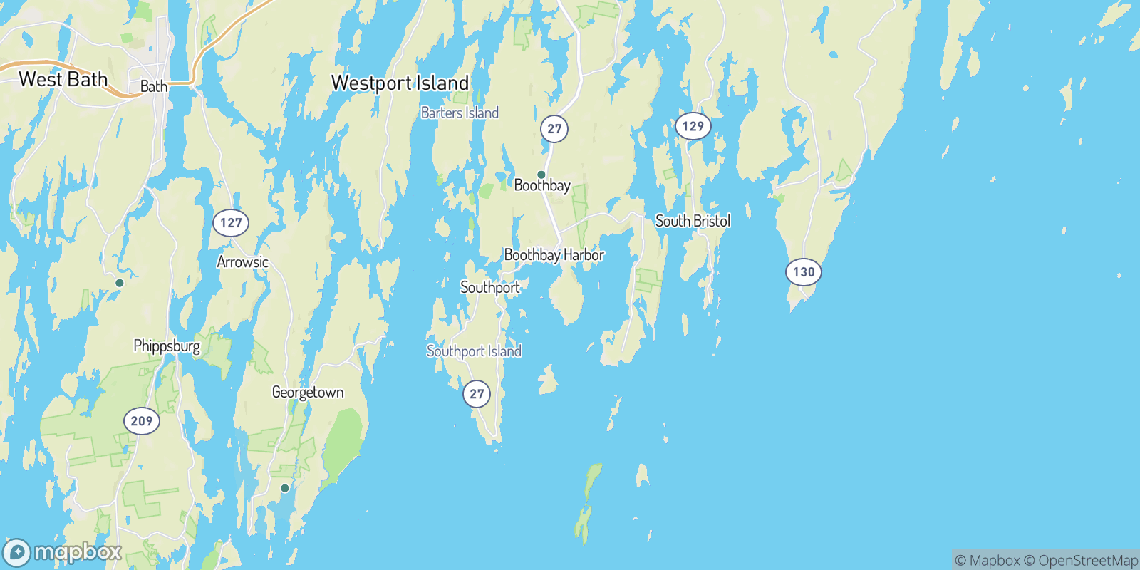 The best camping near Spruceworld, Maine