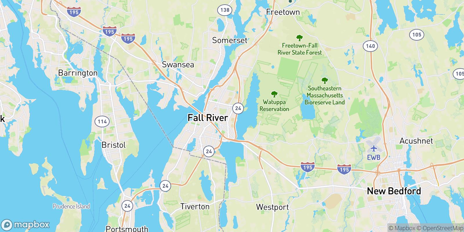The best camping near Oak Grove Village, Massachusetts