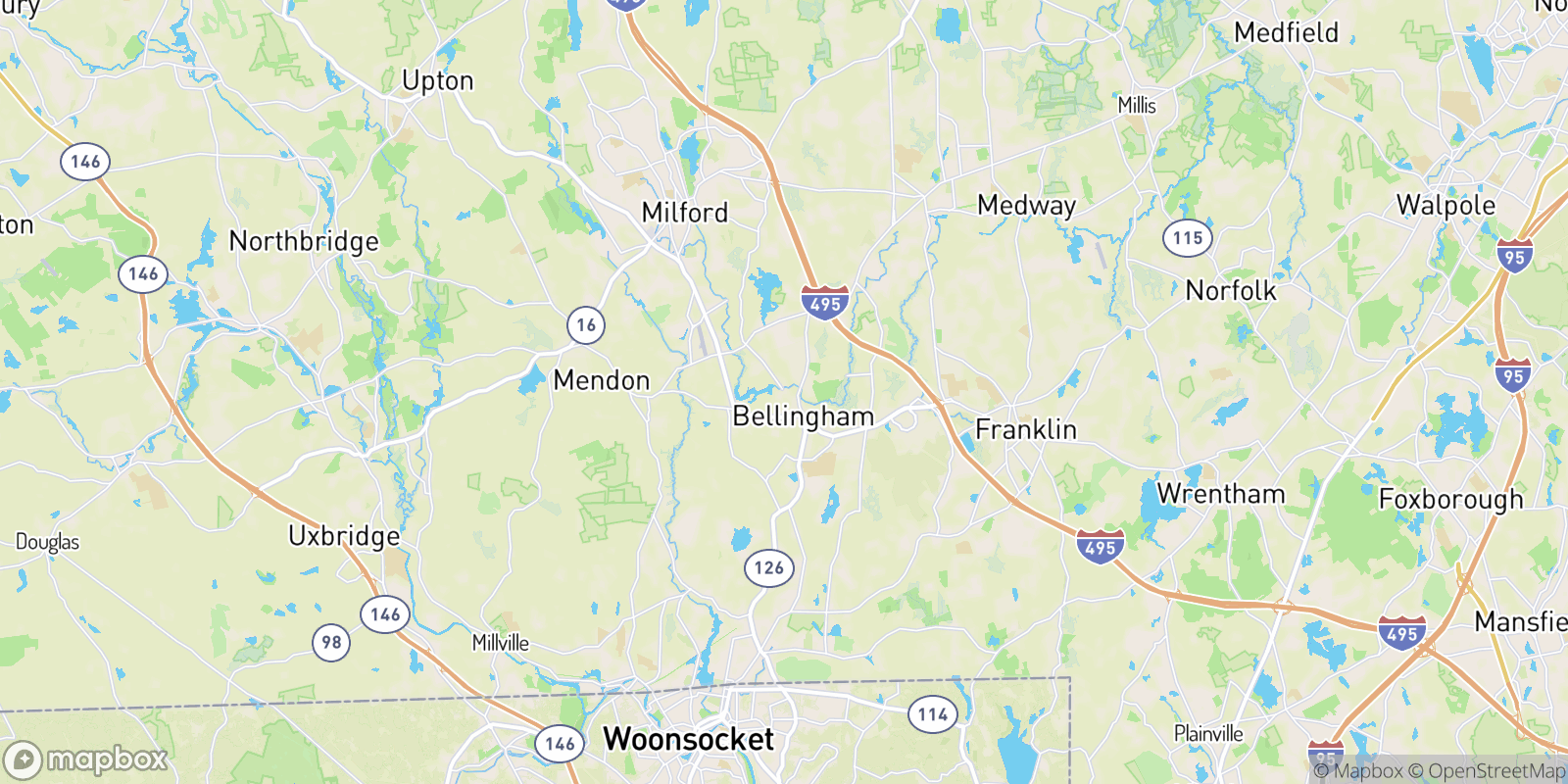 The best camping near Midland, Massachusetts