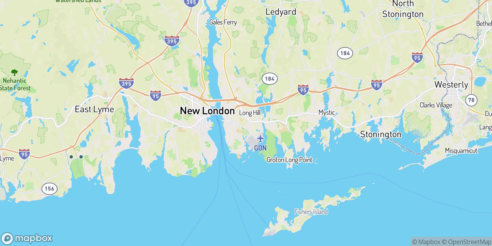 The best camping near Pequot Village, Connecticut