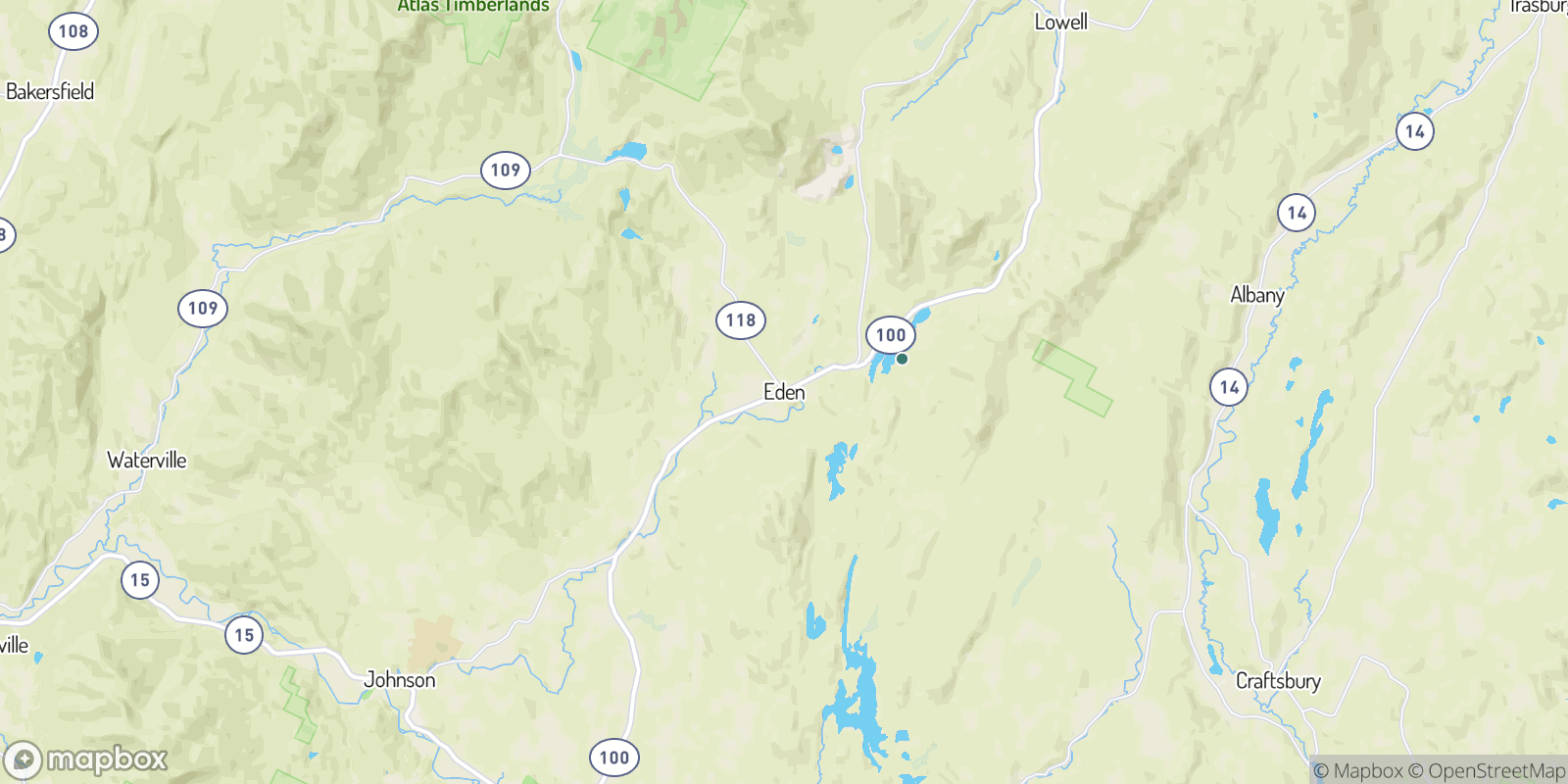 The best camping near Eden, Vermont