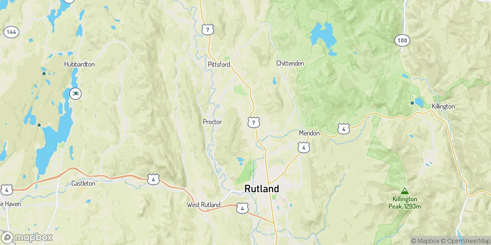 The best camping near Pinnacle Ridge, Vermont
