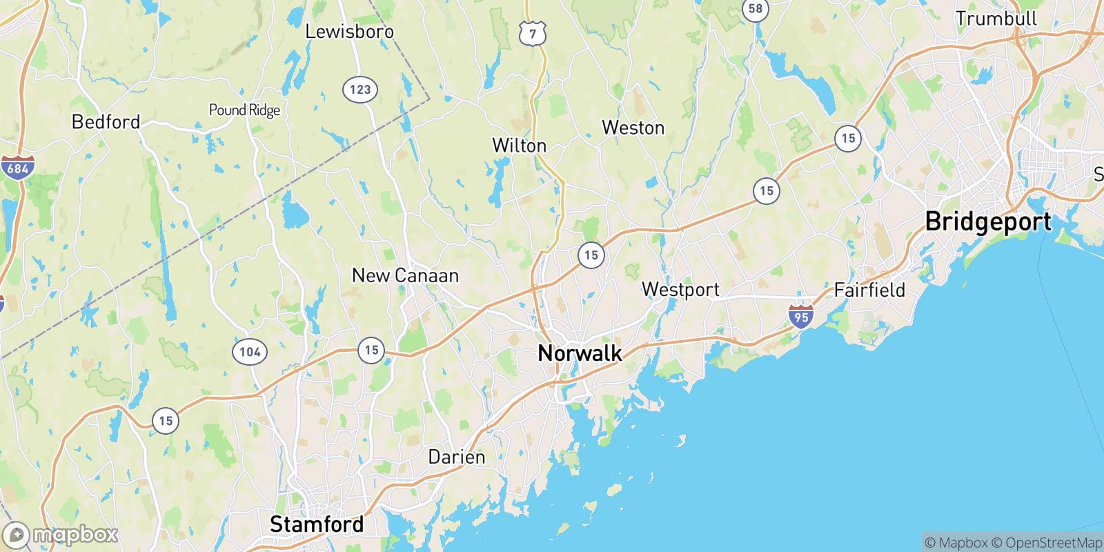 The best camping near Winnipauk, Connecticut