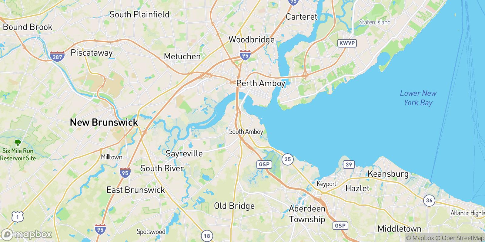 The best camping near Mechanicsville, New Jersey