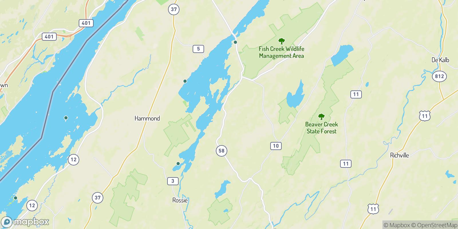 The best camping near Ruby Corner, New York