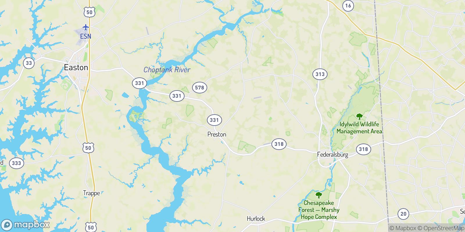 The best camping near Jonestown, Maryland