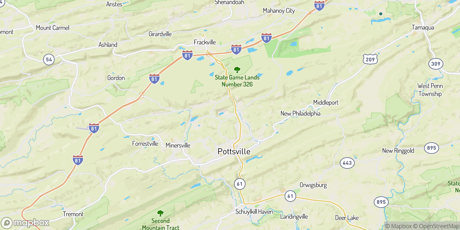 The best camping near Arnots Addition, Pennsylvania
