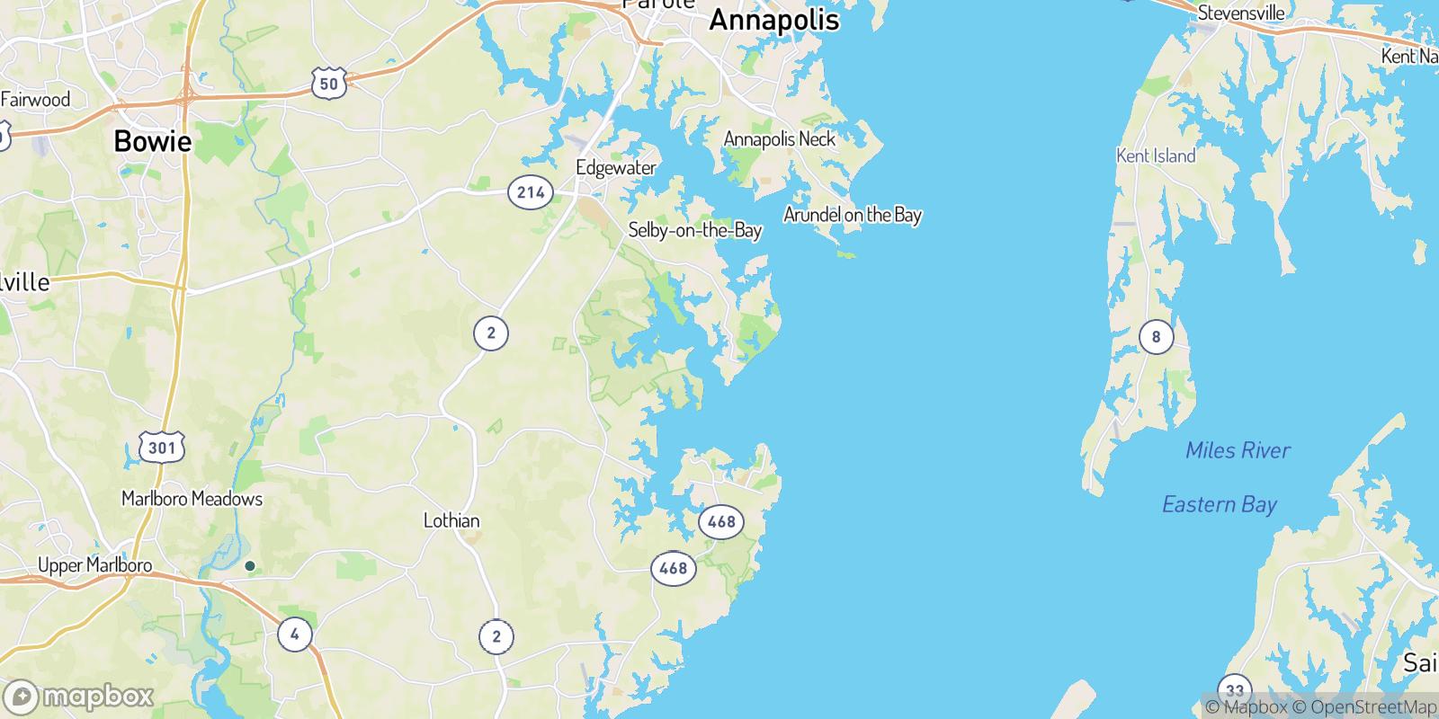 The best camping near Cloverlea, Maryland