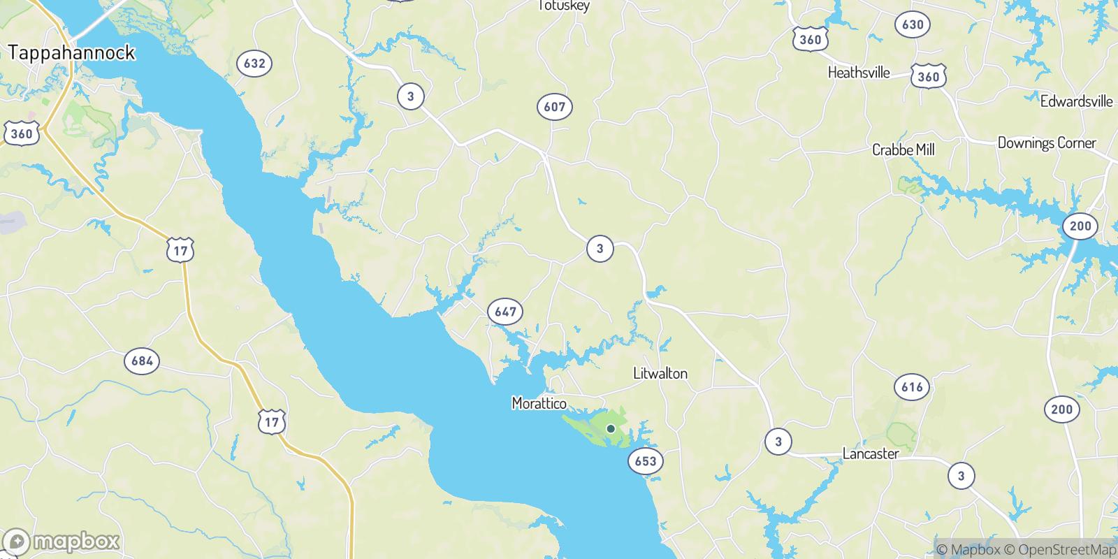 The best camping near Fairplay, Virginia