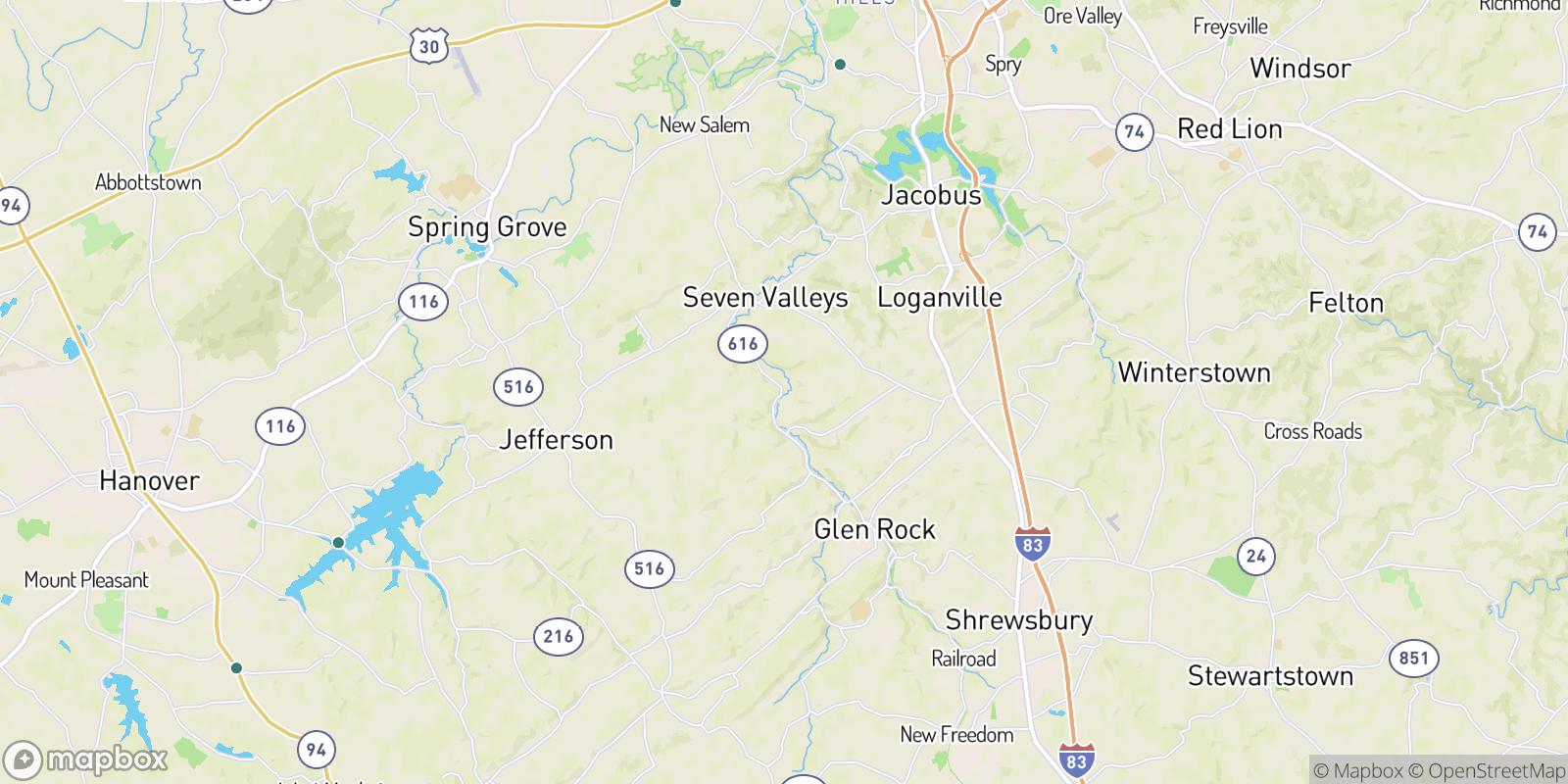 The best camping near Seitzville, Pennsylvania