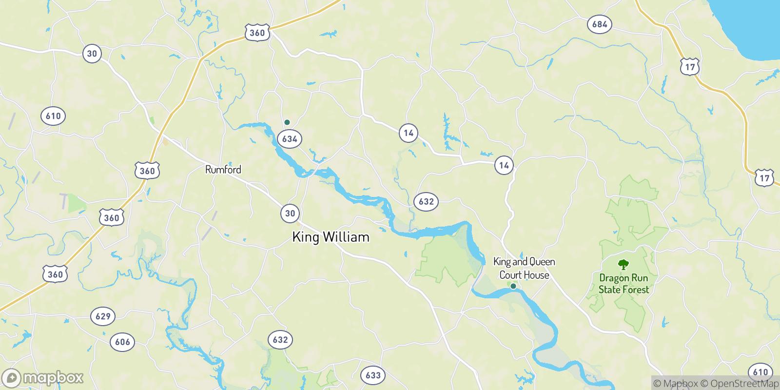 The best camping near Rickahock, Virginia