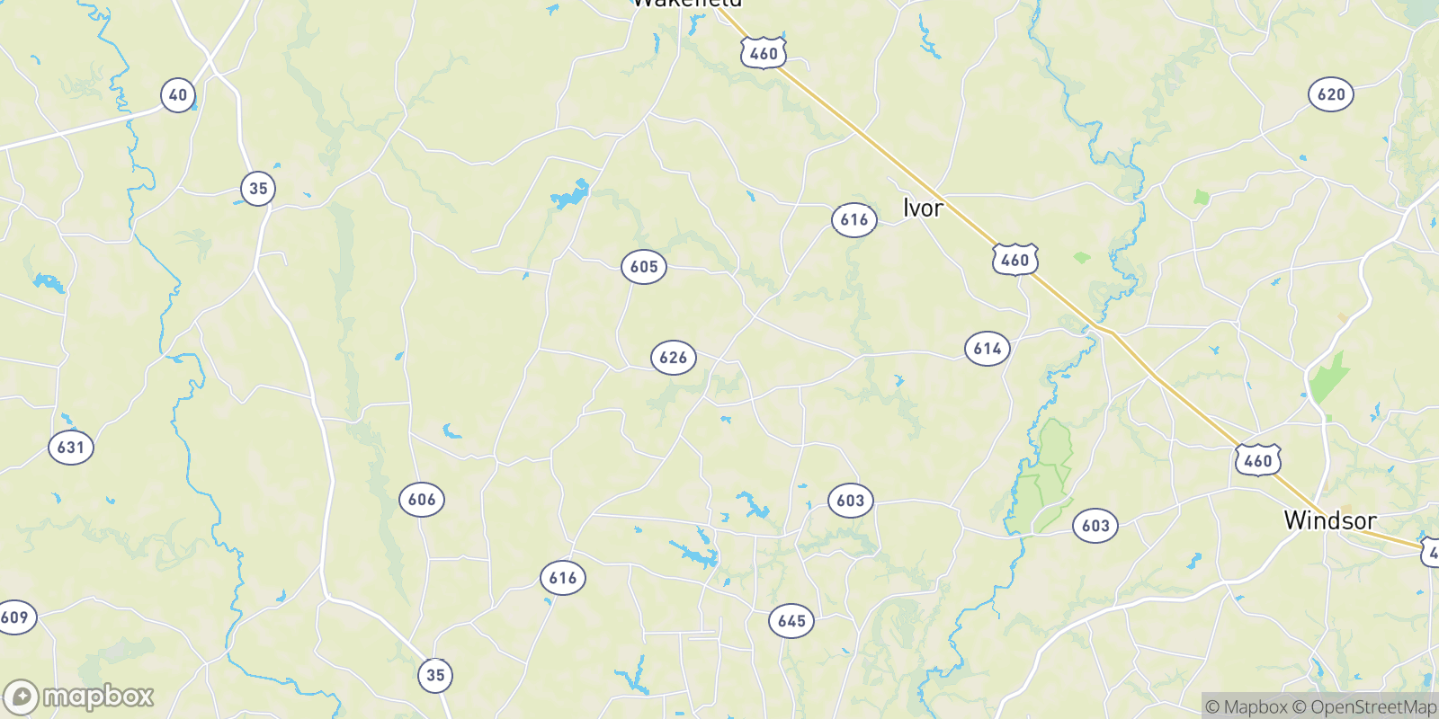The best camping near Berlin, Virginia
