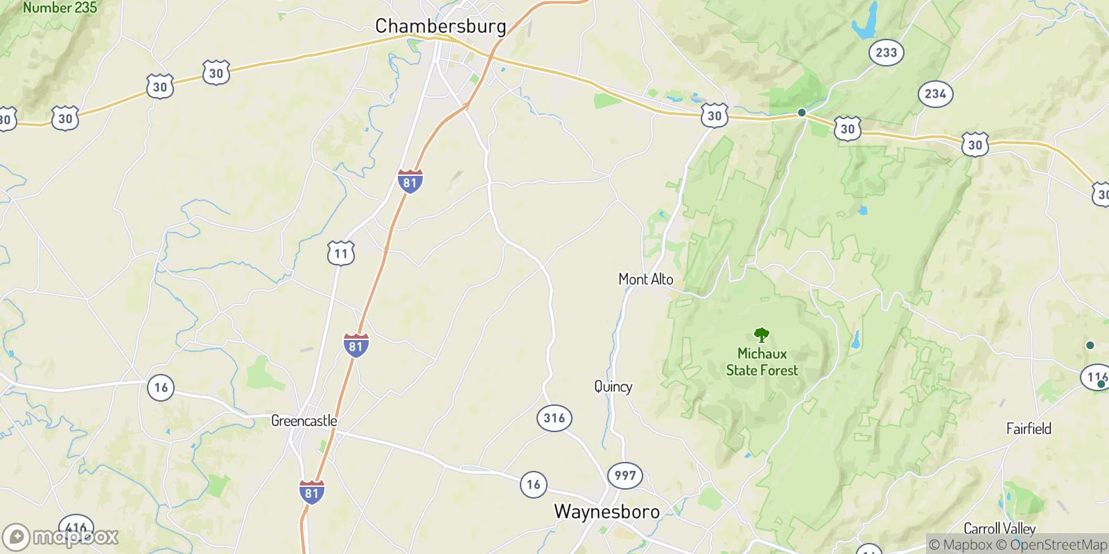 The best camping near Altenwald, Pennsylvania