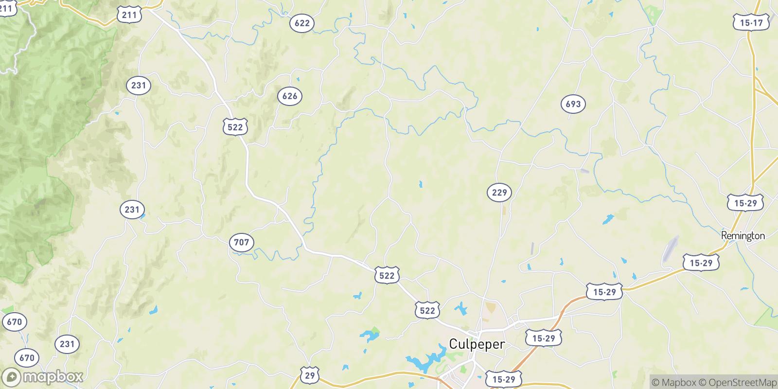 The best camping near Eldorada, Virginia