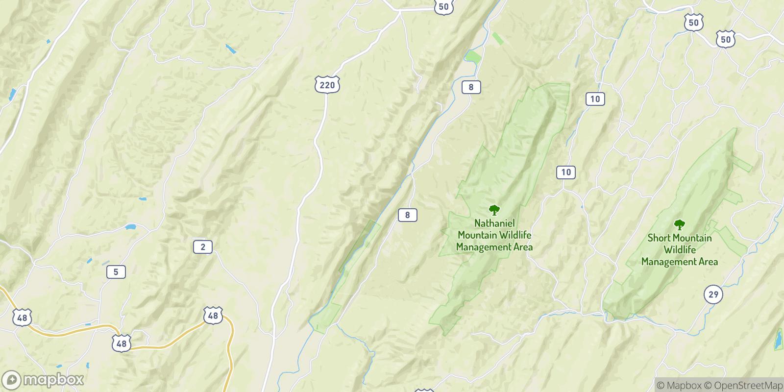 The best camping near Wickham, West Virginia