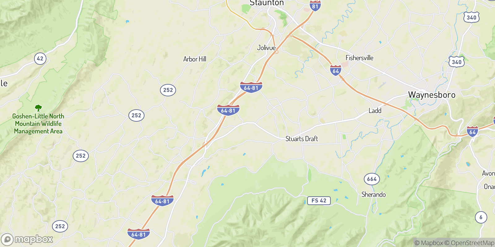 The best camping near Avis, Virginia