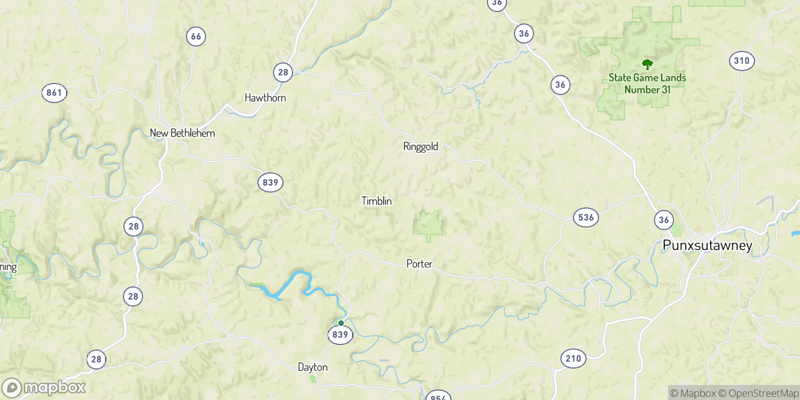 The best camping near Corbettown, Pennsylvania