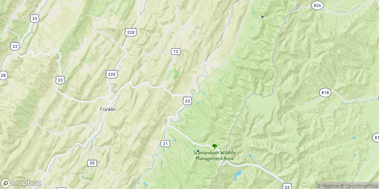 The best camping near Oak Flat, West Virginia