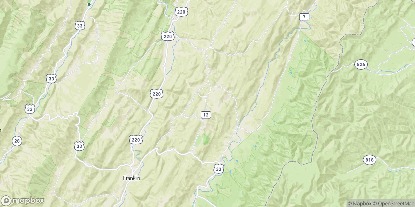 The best camping near Deer Run, West Virginia