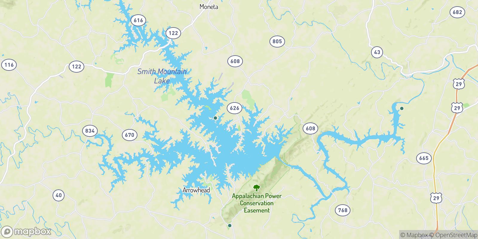The best camping near Kasey, Virginia