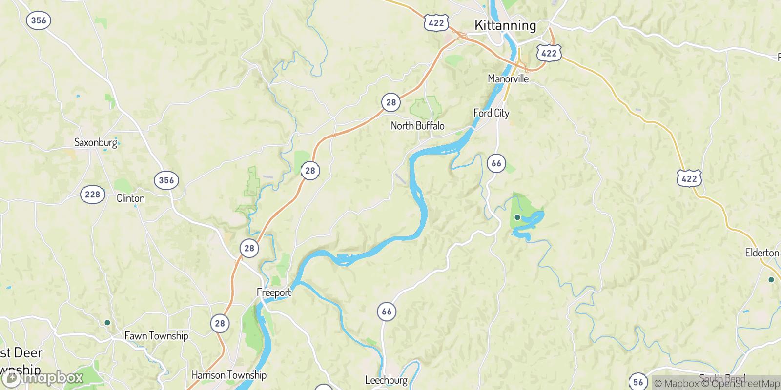 The best camping near McVille, Pennsylvania
