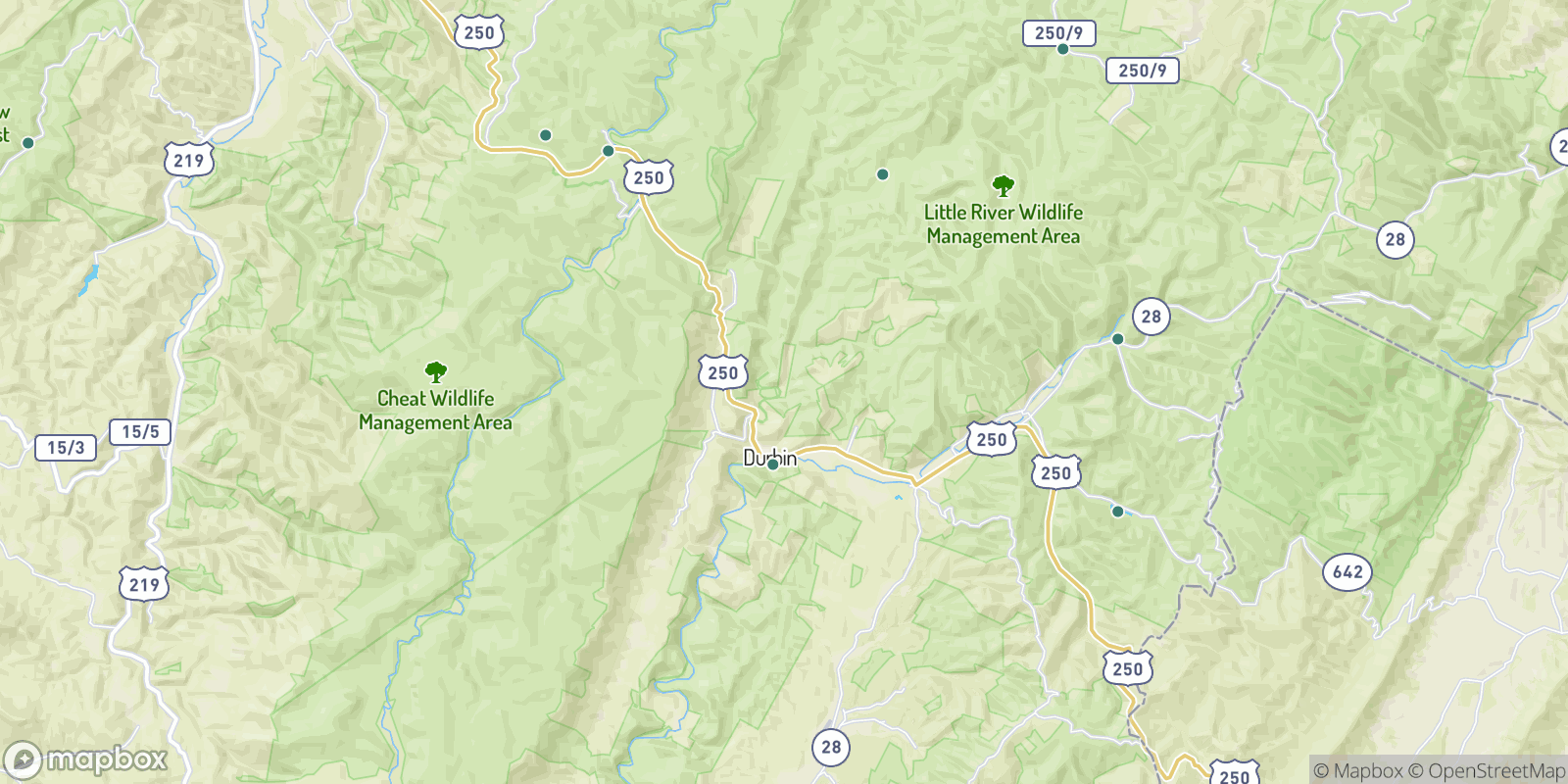 The best camping near Olive, West Virginia