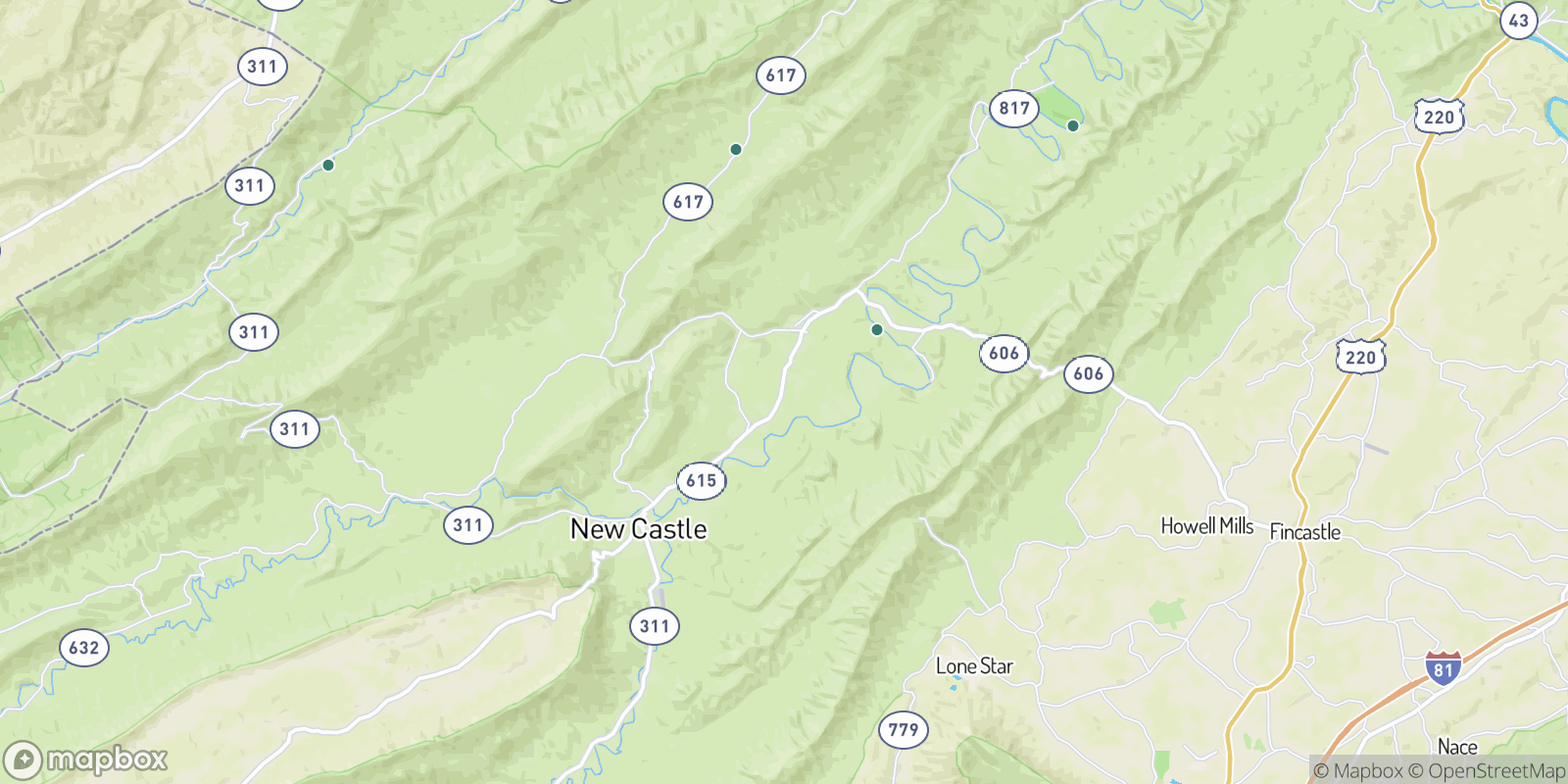 The best camping near Marshalltown, Virginia