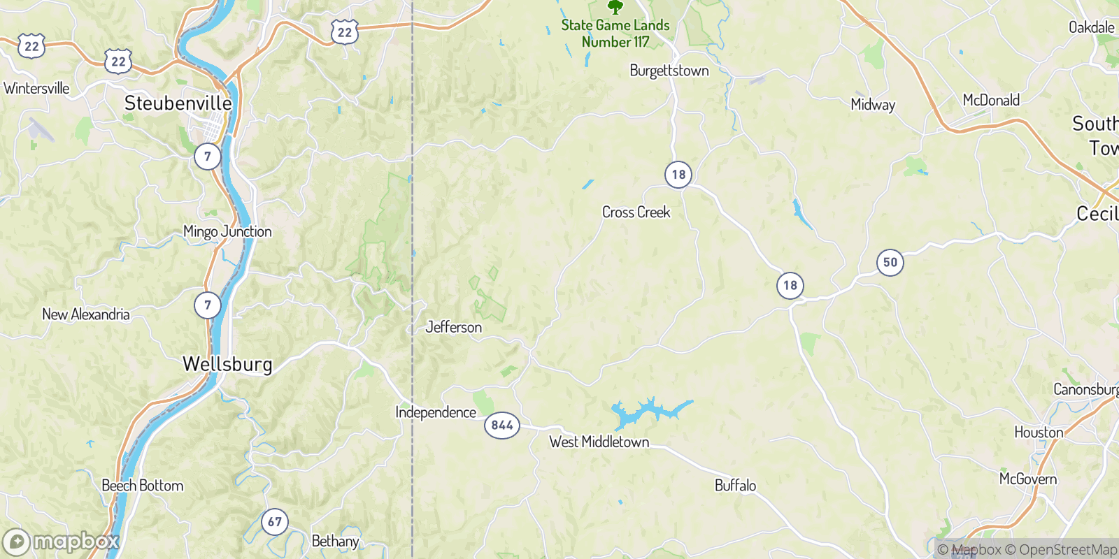 The best camping near Studa, Pennsylvania