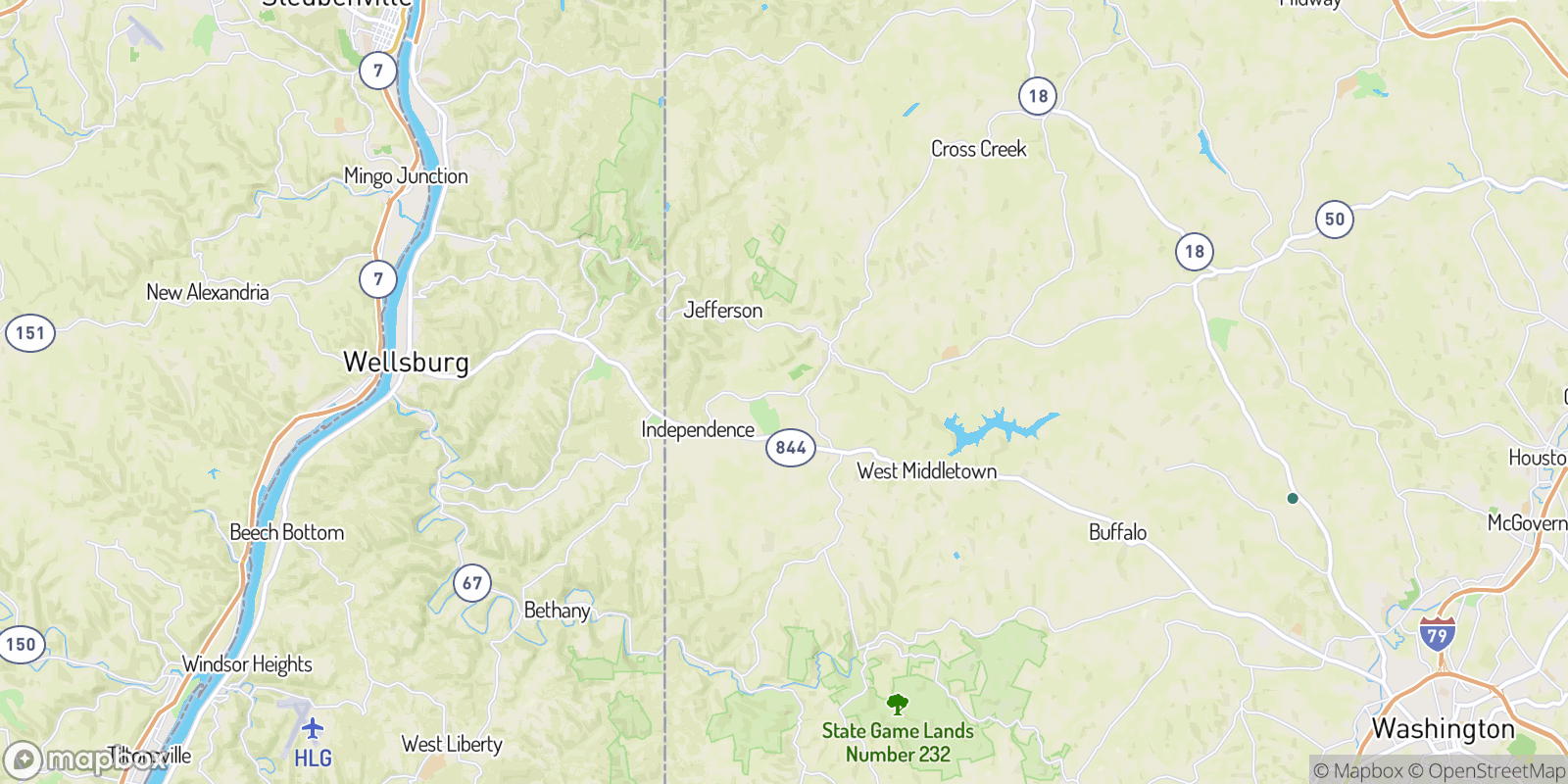 The best camping near P and W Patch, Pennsylvania