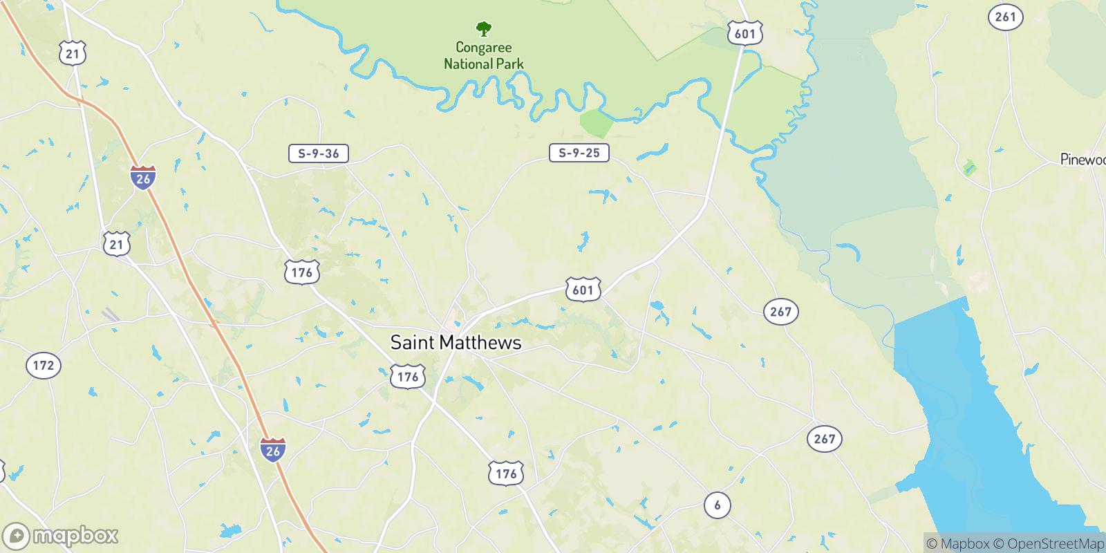 The best camping near Singleton, South Carolina
