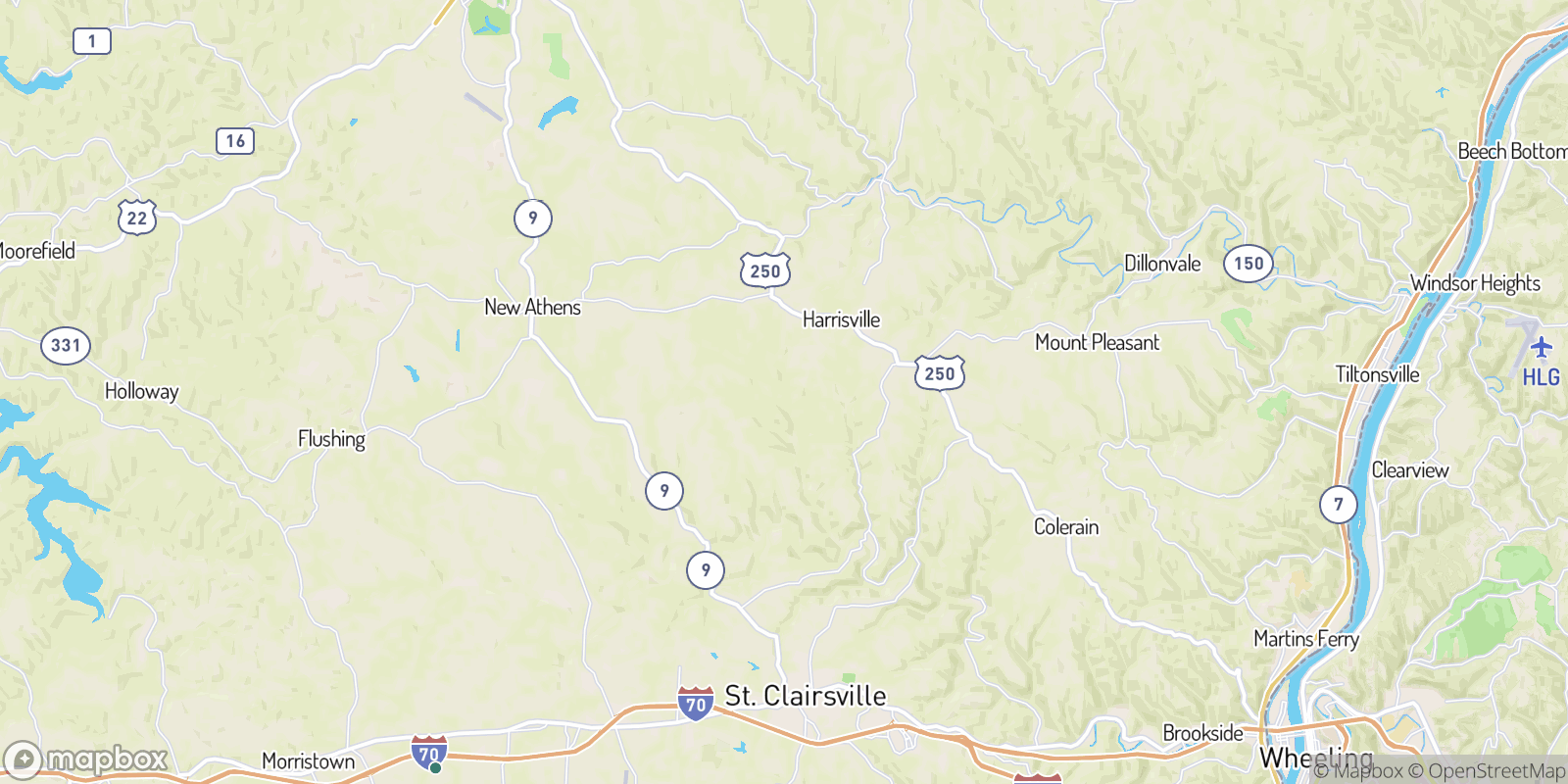 The best camping near Horton, Ohio