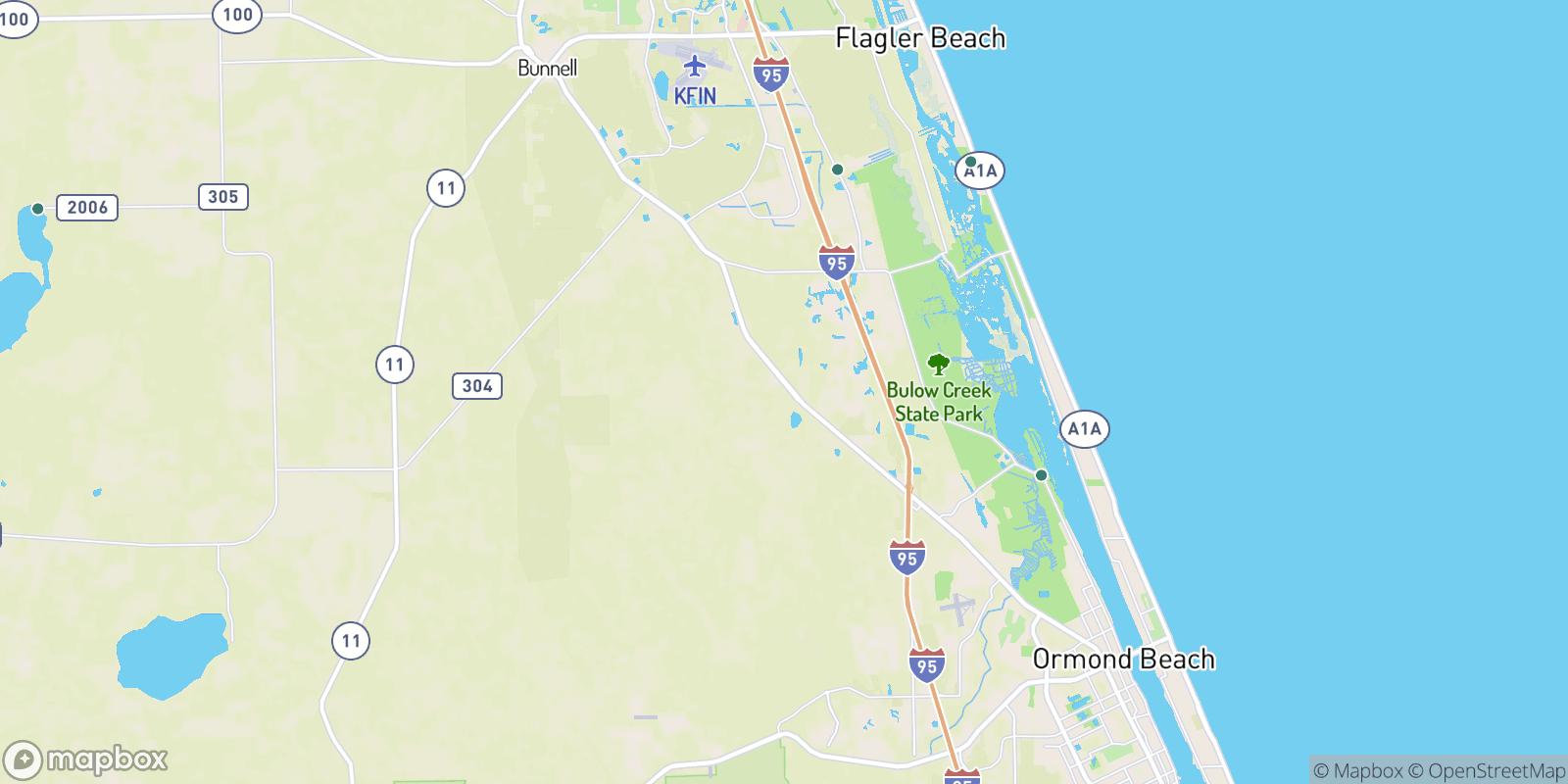 The best camping near Favoretta, Florida