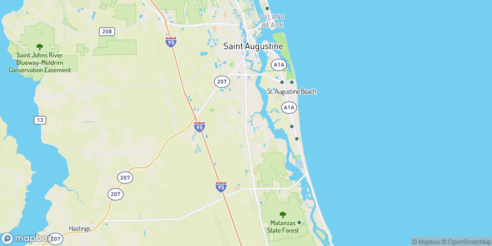 The best camping near Moultrie, Florida