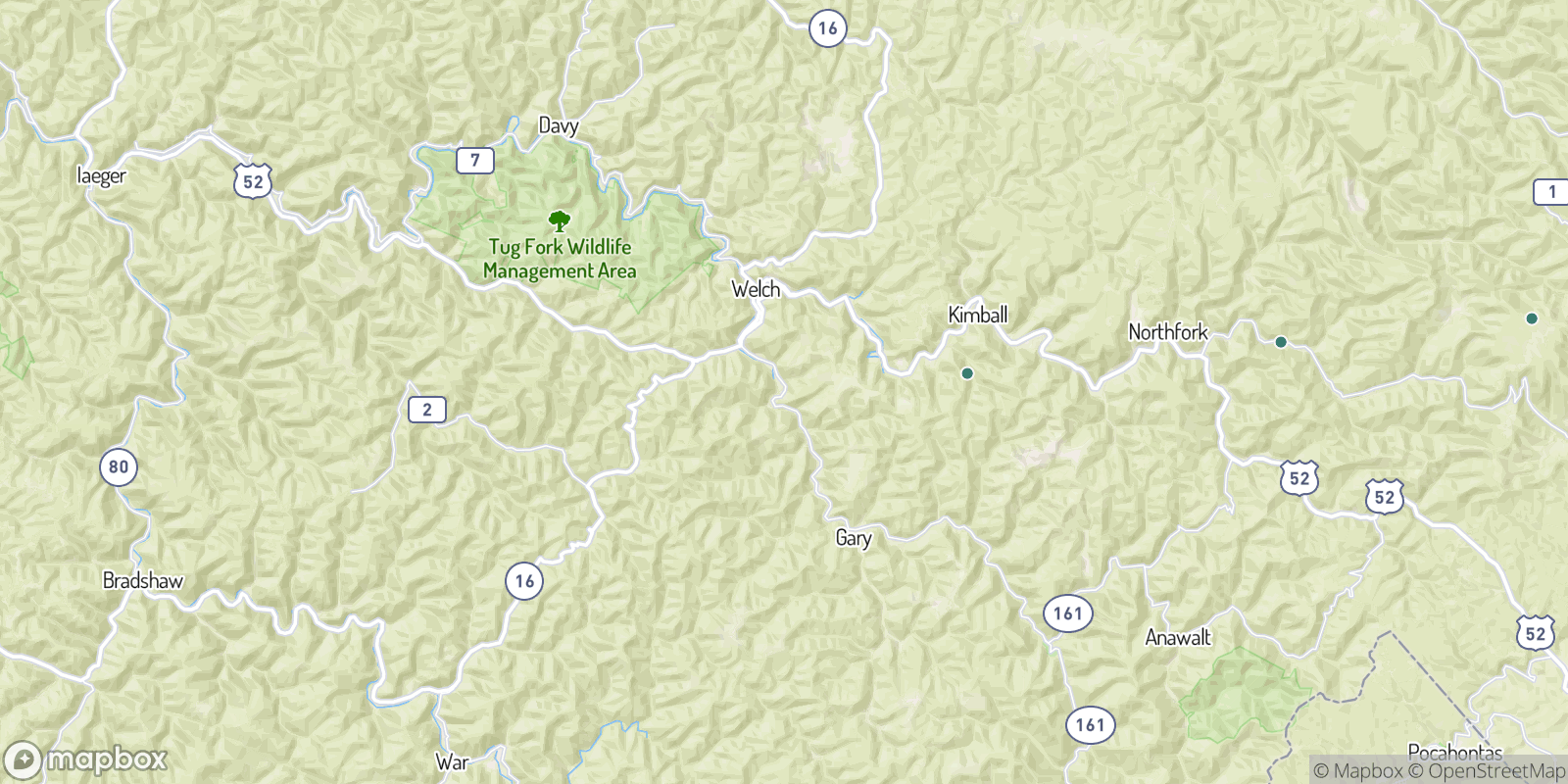 The best camping near Jed, West Virginia