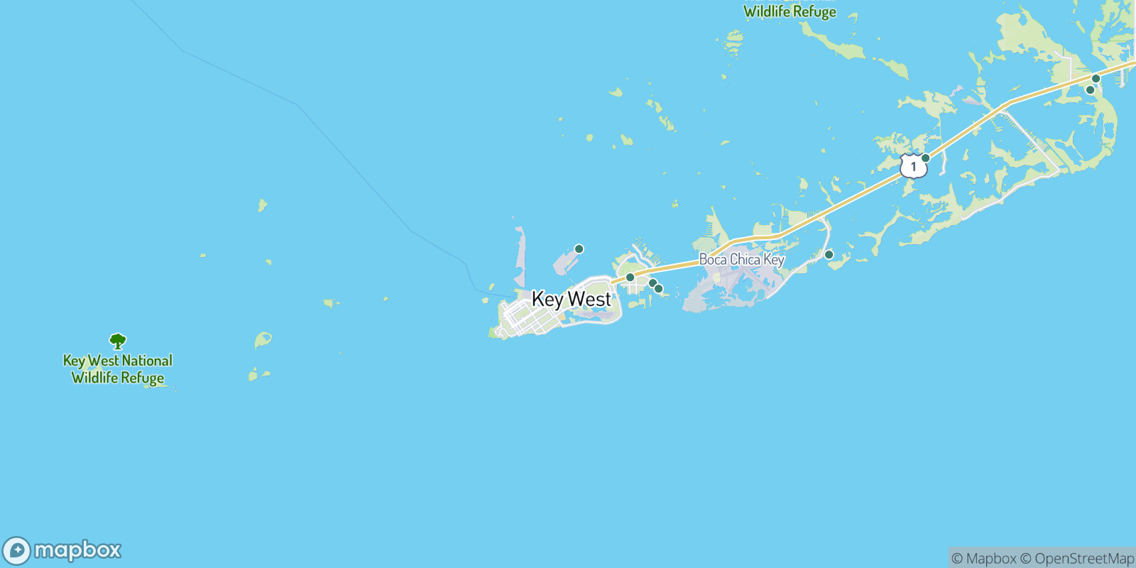 The best camping near Key West, Florida