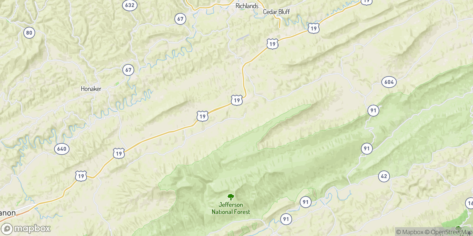 The best camping near Repass, Virginia