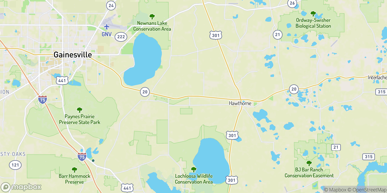The best camping near Grove Park, Florida