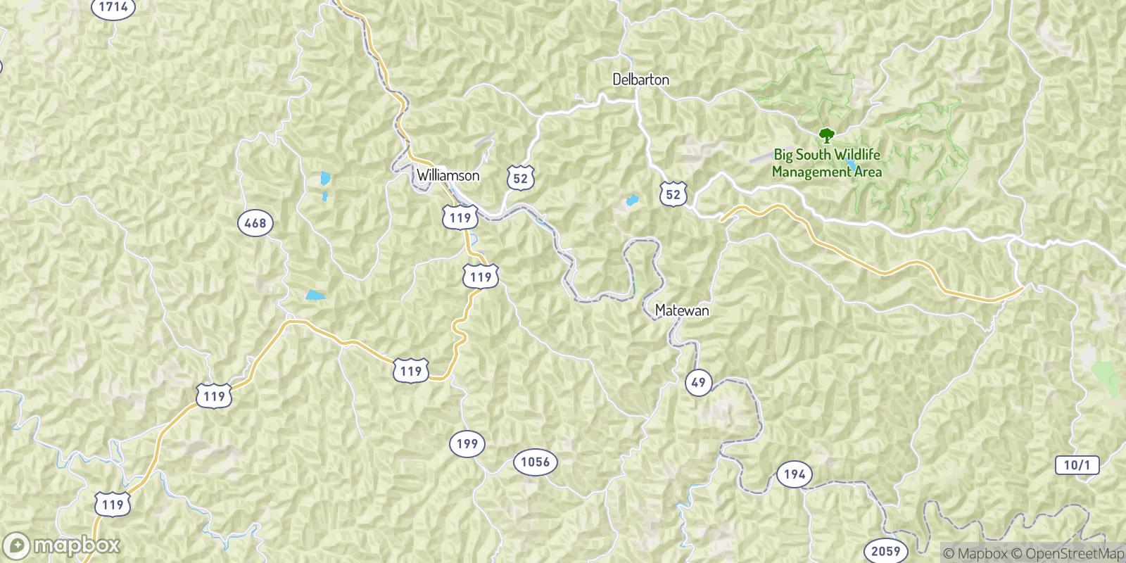 The best camping near Stringtown, Kentucky