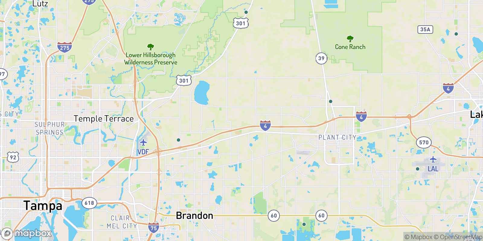 The best camping near Kenny, Florida